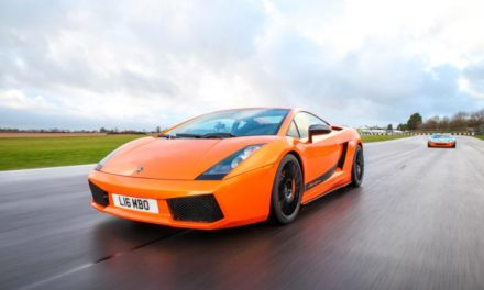 CHILD'S PLAY…THESE ARE THE SUPERCARS KIDS WANT TO DRIVE