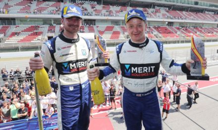 Merit MD Races to podium finish