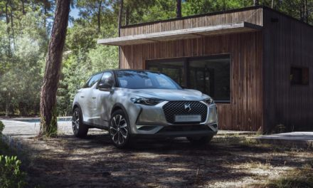 DS AUTOMOBILES OPENS RESERVATIONS FOR DS 3 CROSSBACK E-TENSE THE HAUTE COUTURE ALL-ELECTRIC PREMIUM COMPACT SUV
