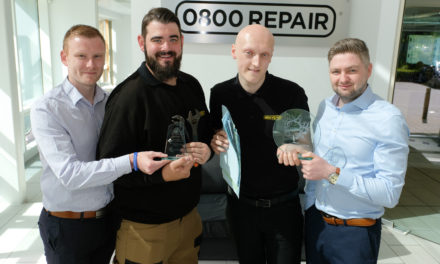 0800 Repair apprentices recognised across the North East