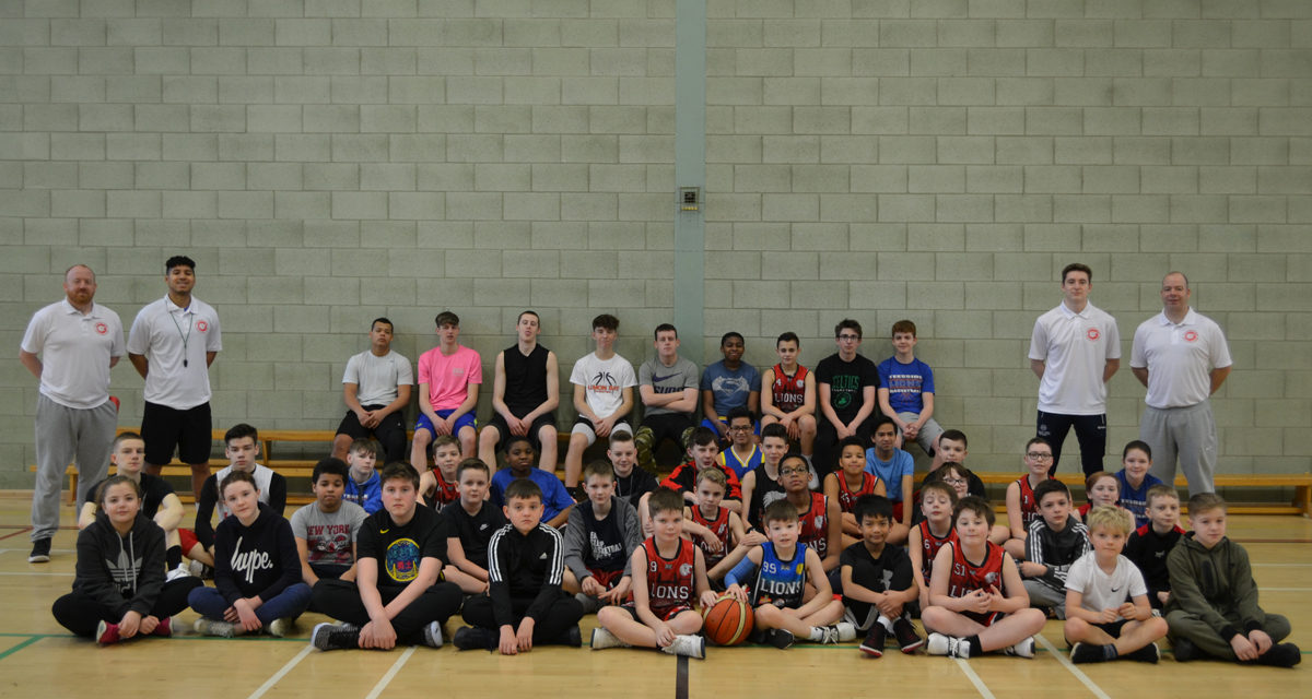 Lions Summer Basketball Camps