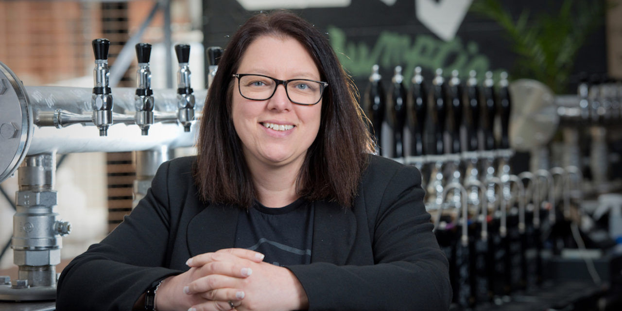 Tyne Bank Brewery unveils UK's first 100% eco-friendly six-pack holders