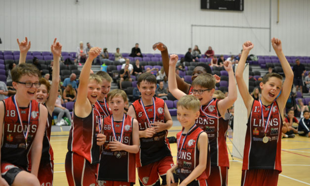 Lions u12s Silver Medalists In National Basketball Tournament