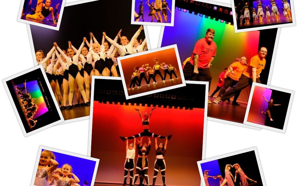 Darlington Dance Festival Association showcase at Darlington Hippodrome