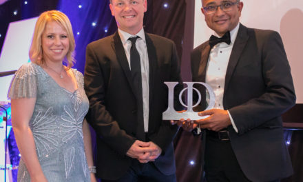 Kromek Group and Epic Social bosses win Director of the Year awards
