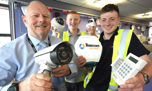 Training provider expands as demand grows for the regions only fire and security apprenticeship