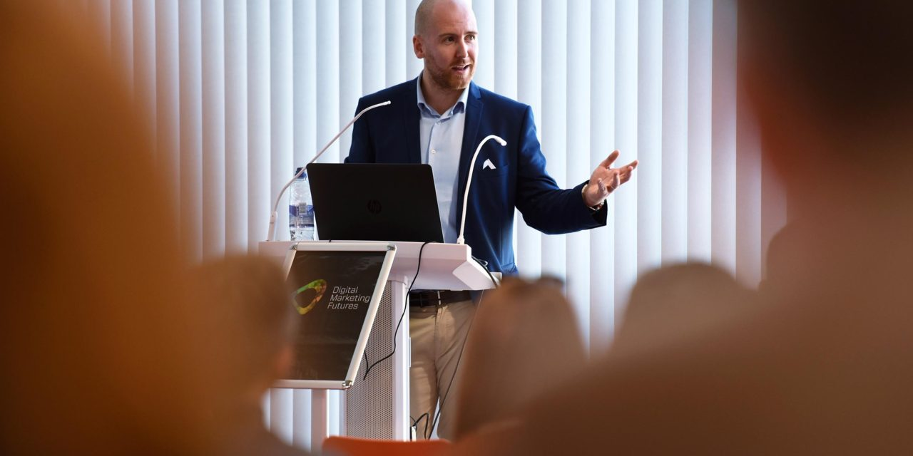 First digital marketing conference hailed a success