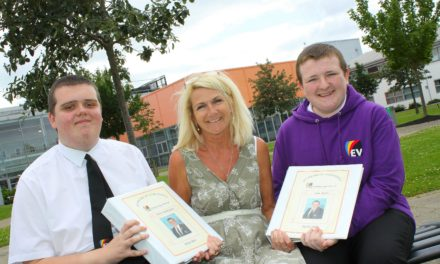 Students honoured at annual awards presentation