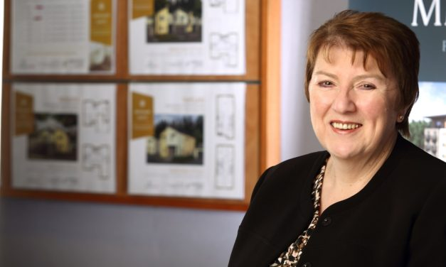 Well known Sanderson Young estate agent retires after 49 years