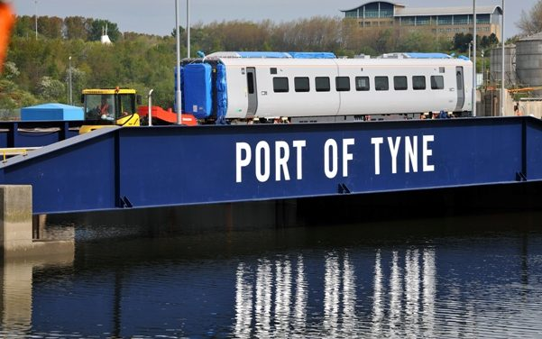 EXPRESS DELIVERY AT THE PORT OF TYNE