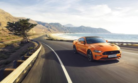 FORD REVEALS SPECIAL EDITION MUSTANG55 5.0-LITRE V8 ANNIVERSARY MODEL AND REVISED MUSTANG 2.3-LITRE ECOBOOST