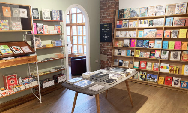 Independent bookseller begins new chapter at Ouseburn gallery