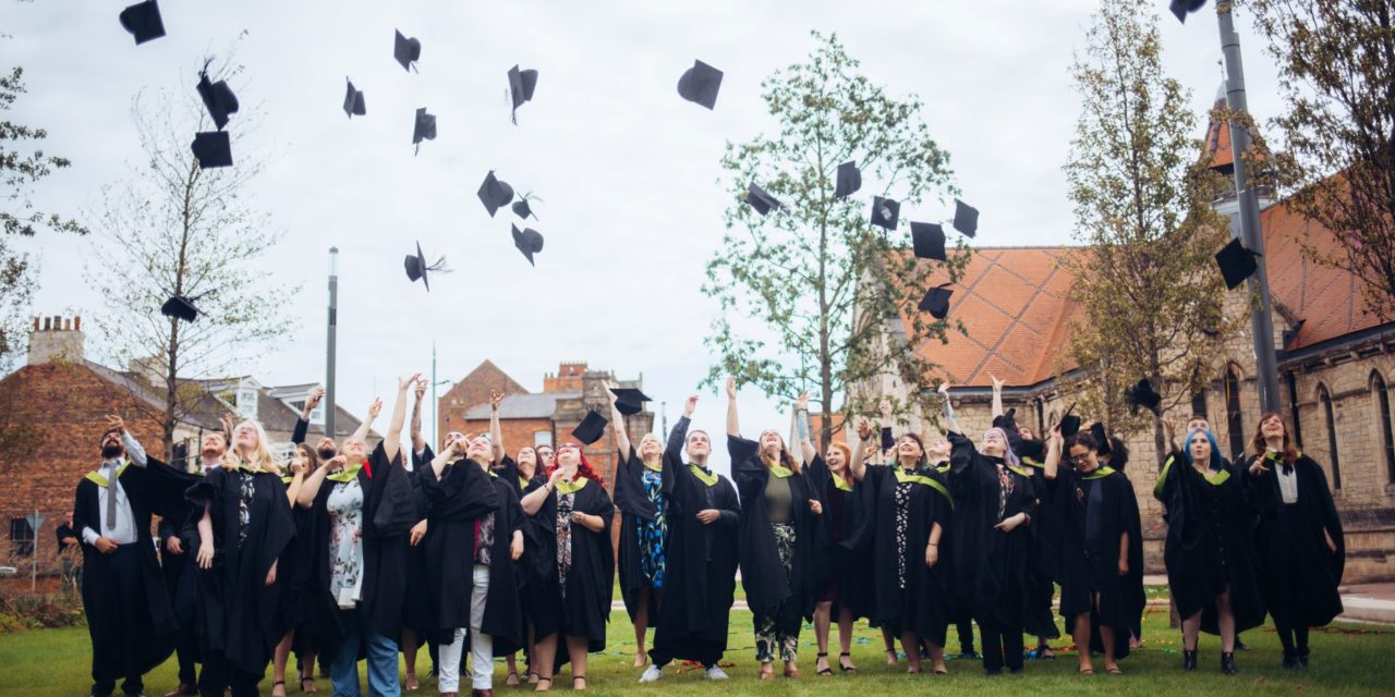 Happy students heap praise on The Northern School of Art