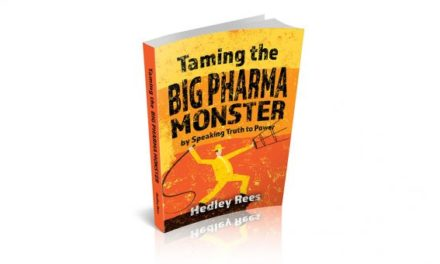 Taming the Big Pharma Monster launches in London