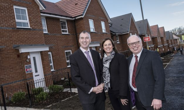 Few properties remain as social housing provider celebrates six months of growth