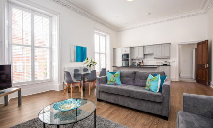 APARTMENTS OFFER LUXURY LIVING IN HISTORIC CITY