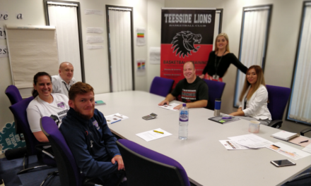 Teesside Lions Partnership With ISC Agreed