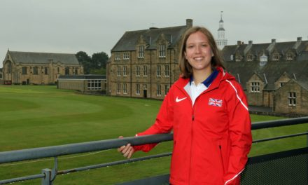 Schoolgirl para athlete selected for junior world championships