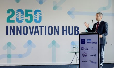 SECRETARY OF STATE OPENS UK'S FIRST MARITIME INNOVATION HUB