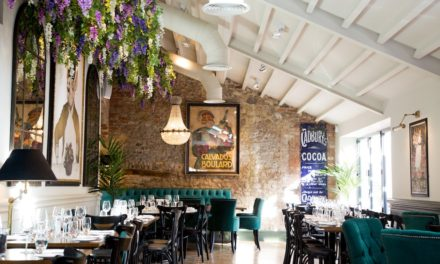TROUGH IT AT LUNCHTIME AT THE IMPECCABLE PIG…