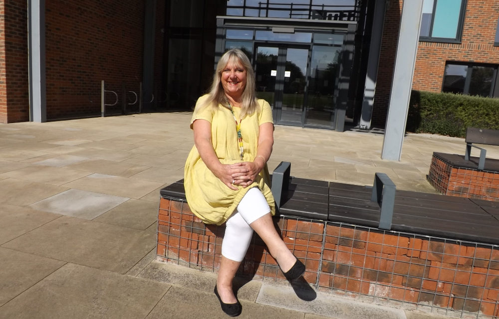 Key appointment puts fundraising at the top of agenda for mental health charity