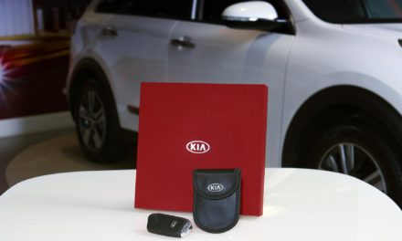 KIA HITS BACK AT CAR THIEVES WITH EXTRA SECURITY STEP