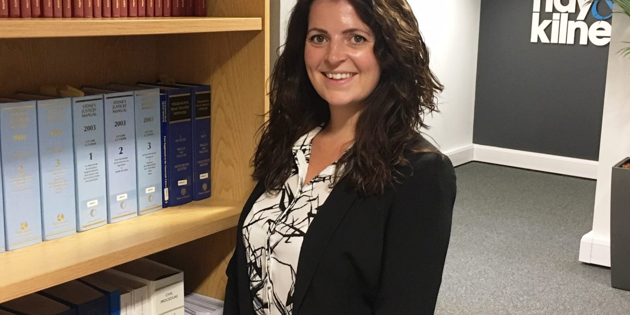 Kirby Building Legal Career With Hay & Kilner Commercial Property Team