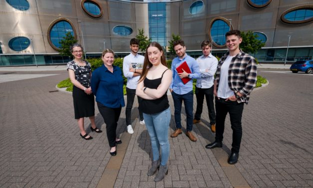 £100k donation to Northumbria University aims to drive entrepreneurship in the North East of England