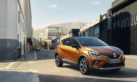 ALL-NEW RENAULT CAPTUR: GREATER STYLE AND SOPHISTICATION FOR RENAULT'S SMALL SUV
