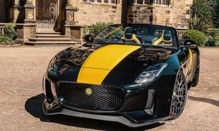 THE LISTER MOTOR COMPANY UNVEILS FIRST LFT-C, ONE OF JUST TEN VEHICLES TO BE PRODUCED WORLDWIDE