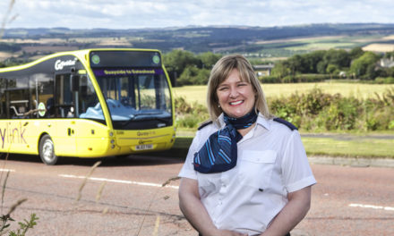 Go-Ahead Group sets goal to double female representation across bus operations