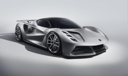 LOTUS EVIJA: THE WORLD'S FIRST PURE ELECTRIC BRITISH HYPERCAR