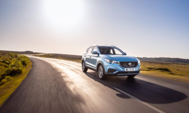 MG ZS EV, THE FIRST TRULY AFFORDABLE, FAMILY FRIENDLY ELECTRIC CAR