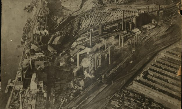 Middlesbrough's iron and steel heritage to be celebrated at TeesAMP