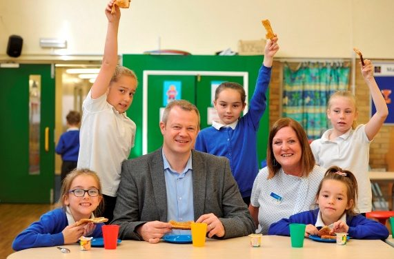 PORT OF TYNE BREAKFAST CLUBS TO BOOST LEARNING