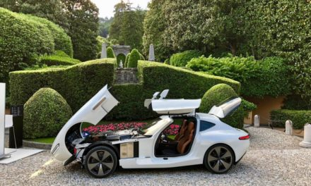 SALON PRIVÉ ANNOUNCES 2ND UK DEBUT WITH LAUNCH OF THE AUSTRO DAIMLER 'BERGMEISTER' ADR 630 SHOOTING GRAND