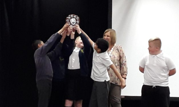 Schoolchildren reflect the sunny side of Middlesbrough through poetry