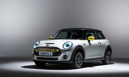 THE NEW MINI ELECTRIC