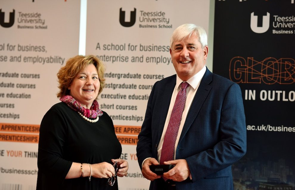 Creating an ecosystem to enable the Tees Valley to succeed