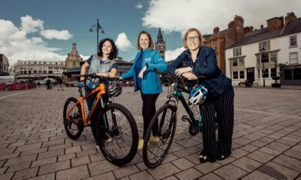 Tees Valley women urged to try cycling as part of new campaign