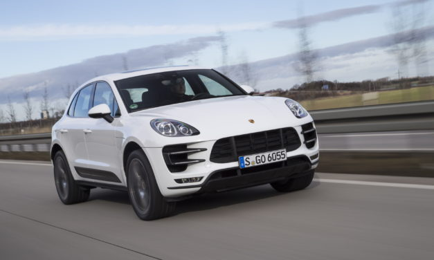 Ian Lamming gets his teeth into Porsche's new Big Mac
