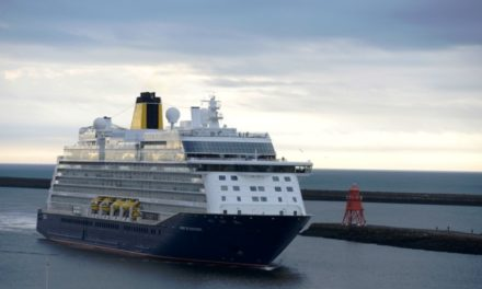 PORT OF TYNE TO WELCOME SAGA'S SPIRIT OF DISCOVERY ON HER MAIDEN VOYAGE