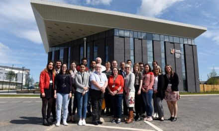 New bioscience centre delivers first training course