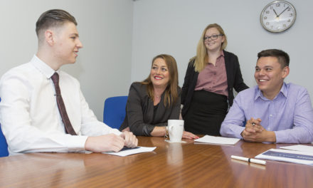 Investing in the accountants of the future – Baldwins strengthens its apprenticeship offering