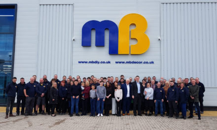 Tees Valley Mayor officially opens MB DIY's flagship premises