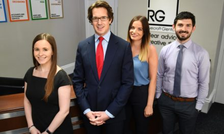 Thriving careers at Ryecroft Glenton leads to three promotions