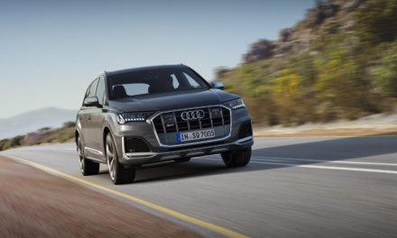 BACK UP TO SPEED: THE NEW LOOK, HIGH TECH AUDI SQ7 TDI