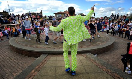 FAMILY FUN IN SOUTH SHIELDS THIS AUGUST
