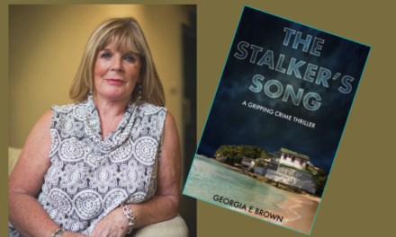 Local Writer Releases Debut Novel Featuring Local Landmarks