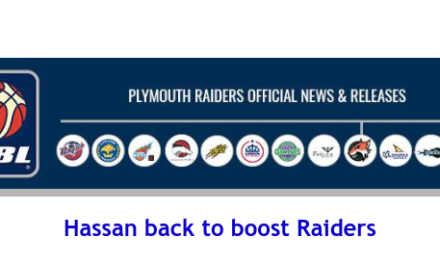 British Basketball League: Hassan back to boost Raiders